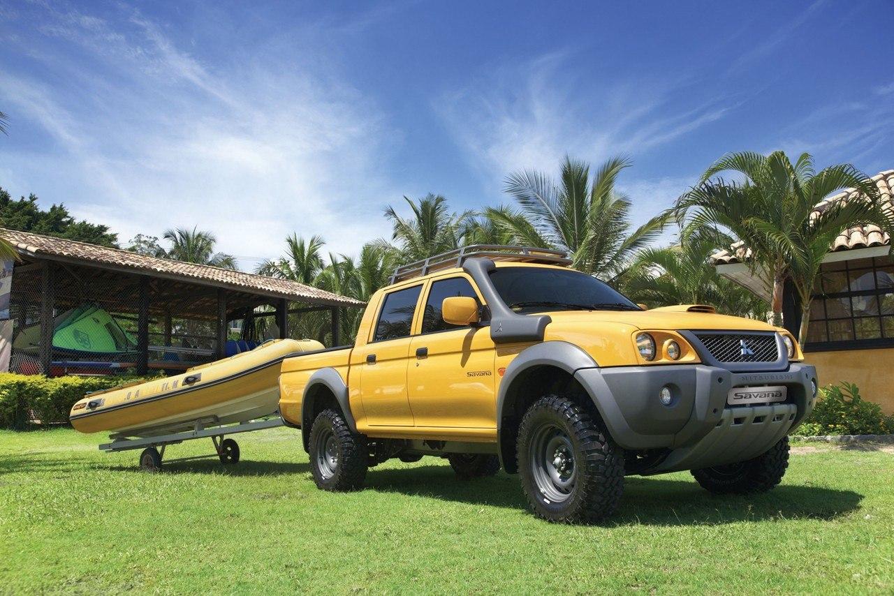 Mitsu L200 Brazil