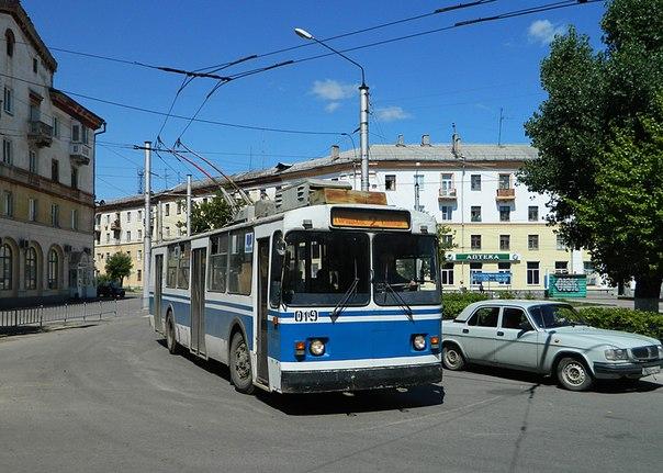 Дзержинский троллейбус был