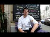 Шеф-повар ресторана Cup & Cake Марк Стаценко