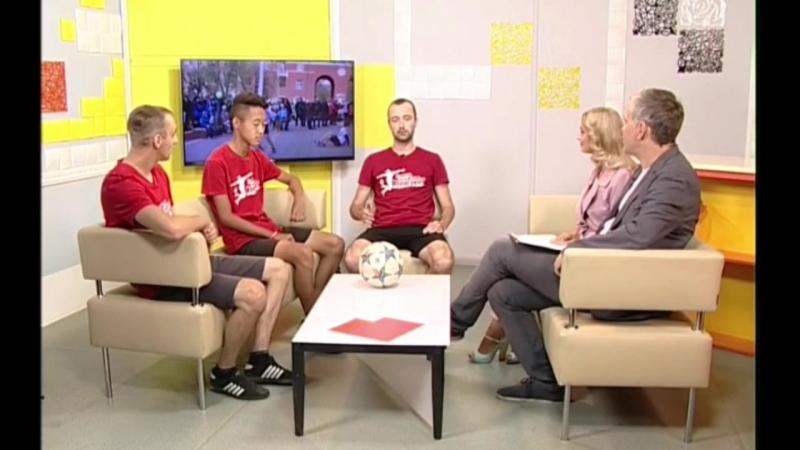 KemerovoFF на СТС | 2 Августа 2018