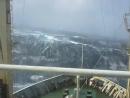 Шторм Где-то в Ледовитом Океане