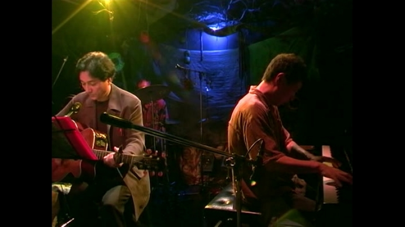 Kazuki Tomokawa – ピストル:渋谷アピア・ライブ 2003 [Pistol: Shibuya Apia Live 2003]