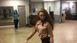 Ривердэйл ♡ Шерил и Вероника репетиция танца ♡ Riverdale BTS Dance Battle Rehearsal (New Video)
