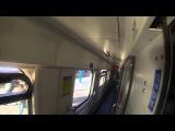Купе в фирменном поезде Киев - Симферополь.