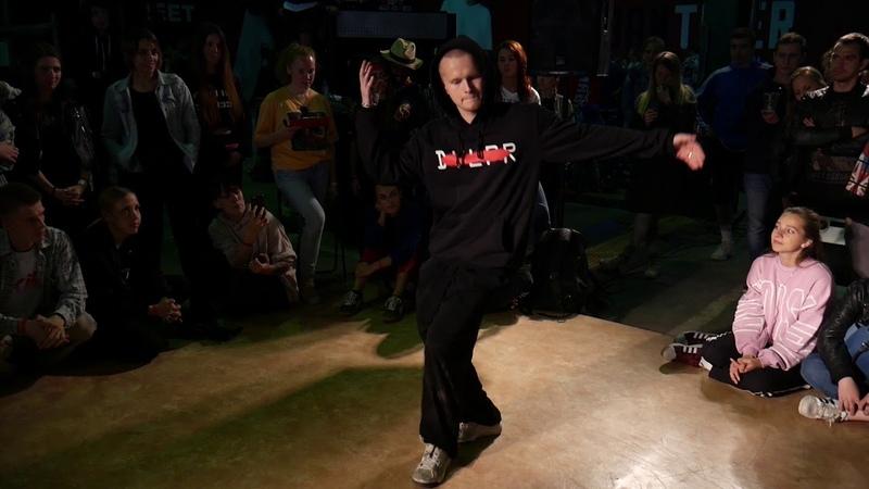 URBAN DANCE AREA by BATTLE PROJECT | JAM-BATTLE TUSA | HIP-HOP SEMIFINAL | PAHAN vs LIZETTA