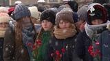 Митинги, посвященные Дню освобождения города прошли в Великих Луках