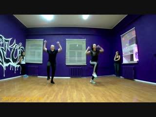 Dance MIX c Кcюней ФИКС / школа танцев RISE_UP