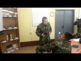 Проверка электрошокера на себе спецназовцем!