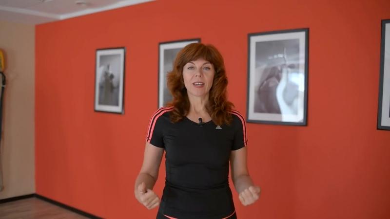 Упражнения для внутренних органов женщины _ Укрепления мышц тазового дна _ Женск
