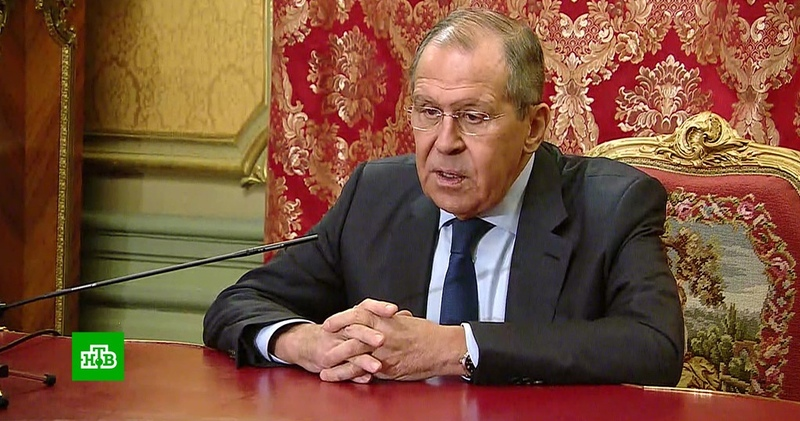 ЛАВРОВ ЗАЯВИЛ, ЧТО ВОПРОС СУВЕРЕНИТЕТА РОССИИ НАД КУРИЛАМИ НЕ ОБСУЖДАЕТСЯ.