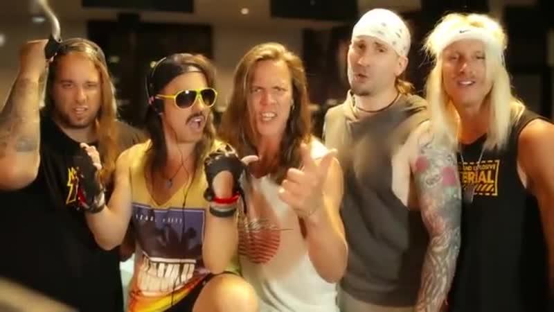 Crazy Lixx - Hunter of the Heart (Official Music Video)