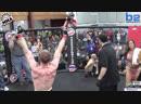 Короткий сеанс неистового граунд-энд-паунда. Hardrock MMA 104.