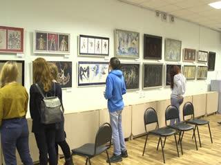 В Марий Эл открылась выставка работ театральных художников республики