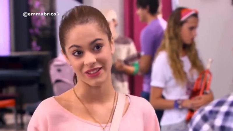 Violetta 1 - Violetta algo estar con León (Ep 42)