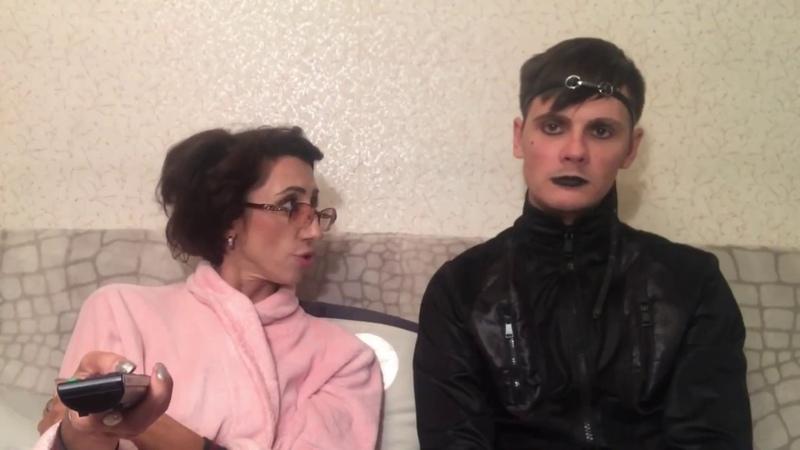 Мама и сын «Субкультура» (gan_13_)