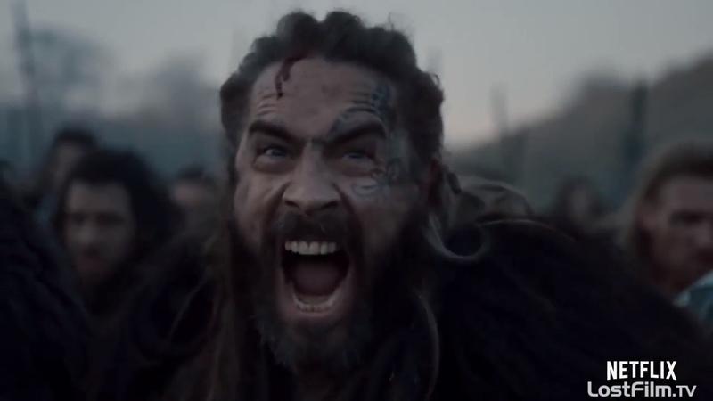 Последнее королевство/ The Last Kingdom (3 сезон) Русский тизер