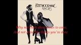 Don't Stop - Fleetwood Mac wlyrics