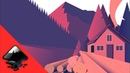 Speedart inkscape Alps barn