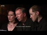 Les Madrigaux (livre VI) Monteverdi- Les Arts Florissants, 2014)