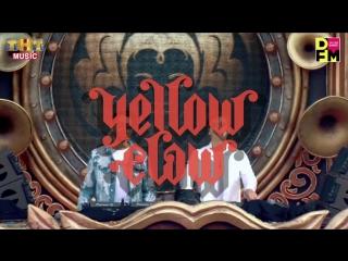 Music Football 2018 : Yellow Claw @ Adrenaline Stadium