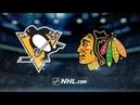 Pittsburgh Penguins vs Chicago Blackhawks Dec 12 2018 Game Highlights NHL 2018 19 Обзор