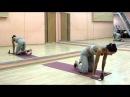 Практика хатха йоги Корректного подхода к позвоночнику