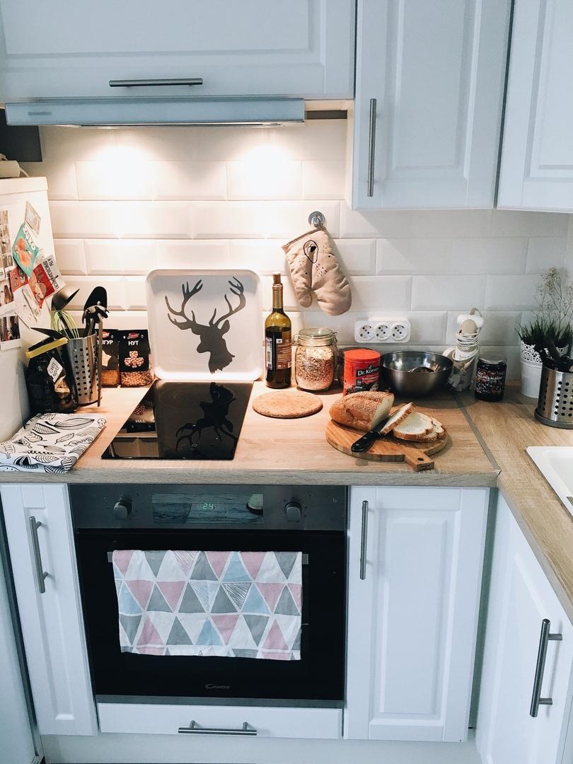 Дизайн кухни площадью 8 кв.
