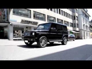 Mercedes-Benz G55 AMG // Sound check