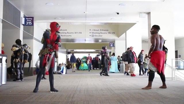 Deadpool vs Doomfist