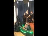 Not jazz band на конкурсе Голос петроджаза