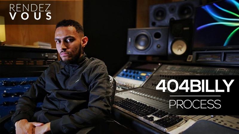404BILLY (PROCESS, le vrai rap, la notoriété, Damso... ) - Interview Rendez Vous {OKLM TV}