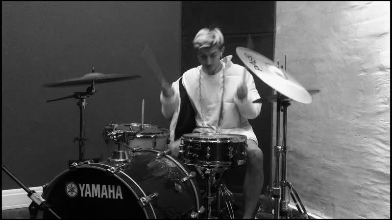 Crypt Животворящий Флоу Хаски drum cover
