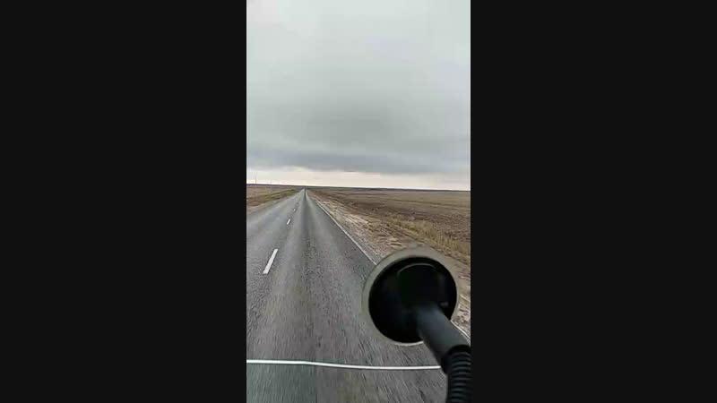 Казахстан- Россия до границы 500 км