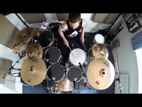Reviewing the New Sabian B8X Cymbals (by Louis Sellers)