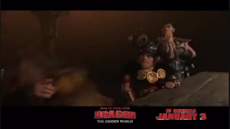 TV Spot 4 High Quality HOW TO TRAIN YOUR DRAGON 3 360