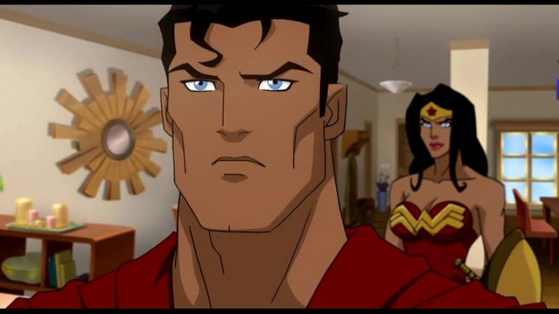 Superman 2010 Batman Apocalypse [Español de España]