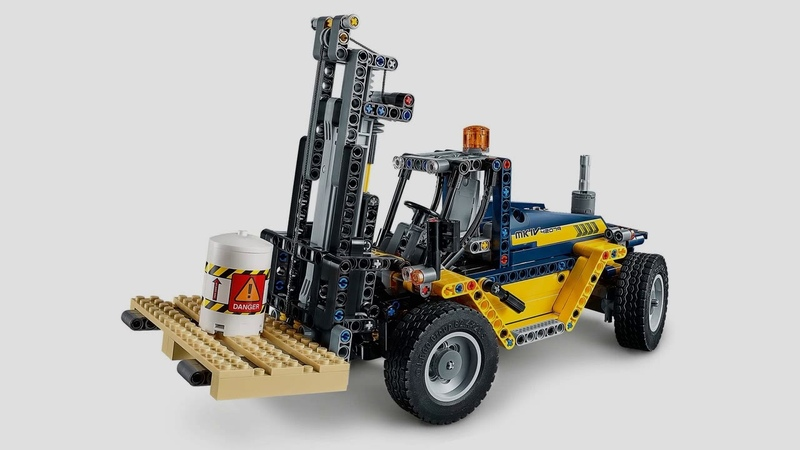 LEGO 42079 Heavy Duty Forklift Summer set 2018