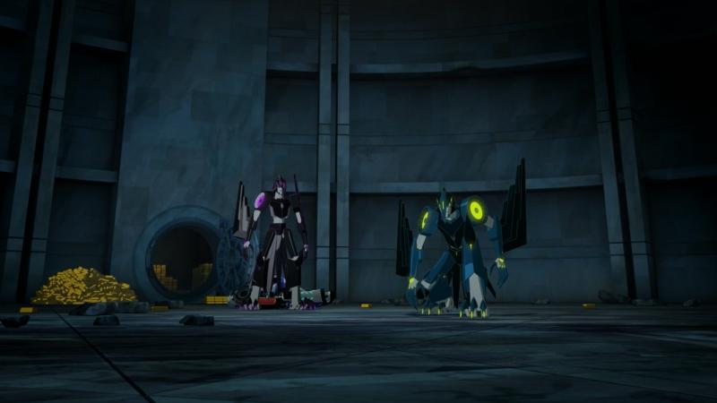 Трансформеры: Роботы под Прикрытием 3x08 [Fronda BukeDub] Full HD