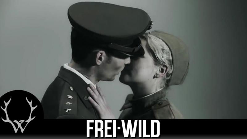 Frei.Wild - Verbotene Liebe, verbotener Kuss (Berlin Edit) [Offizielles Video]