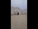 Сахара, декорации к фильму Звёздные войны, планета Татуин
