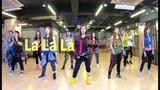 I LOVE ZUMBA Naughty Boy Ft. Sam Smith - La La La (DJWillianEdits BachataProject) Bacha Teia