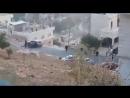Перестрелка иорданских спецслужб с боевиками в городе Сальт.