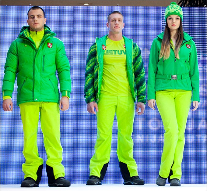 bc7c3aa2 Литва. Коктейль с лаймом. Спортсменов из Литвы обычно можно заметить  издалека – вставки насыщенного зелёного цвета на форме встречаются только у  них, ...