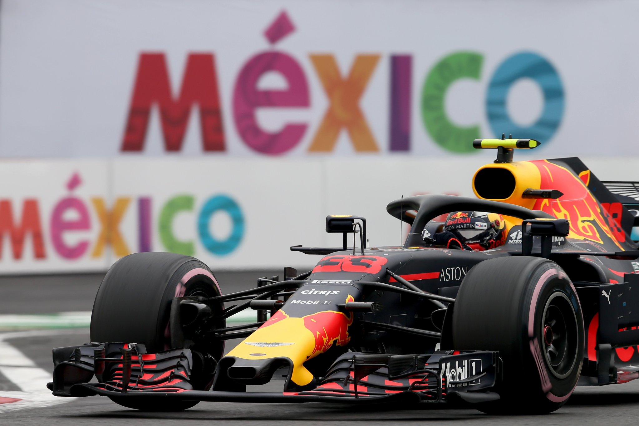 Макс Ферстаппен - победитель и гонщик дня гран-при Мексики 2018 года