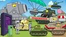 ТОП 15 серий Мультики про танки