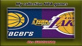 2000 Lakers VS Pacers (Finals G3)