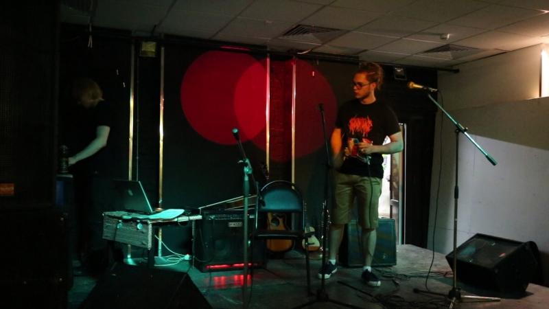 BORT - сталь (live 13.05.18)
