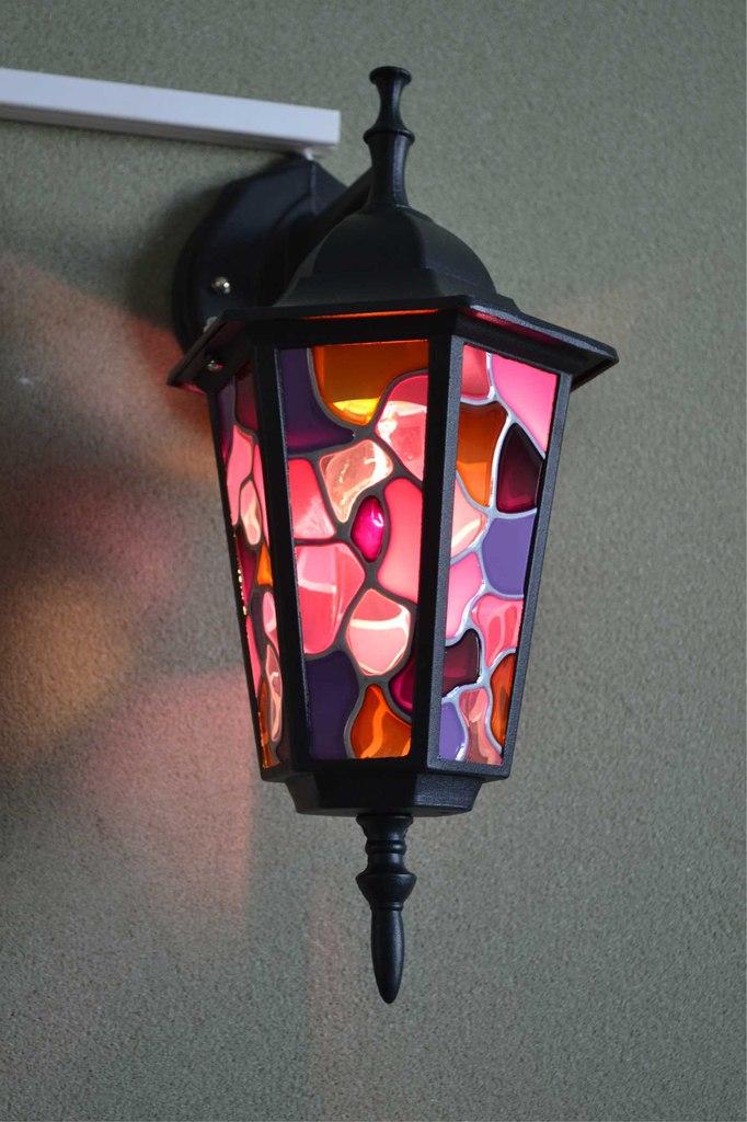 Уличные фонари жан татлян