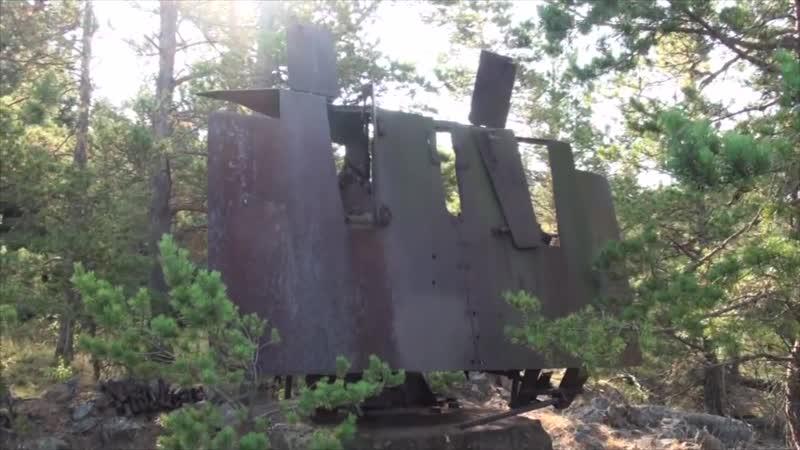 [Дым Отечества] Немецкие зенитки в песчаных дюнах и секретный бункер в скале!