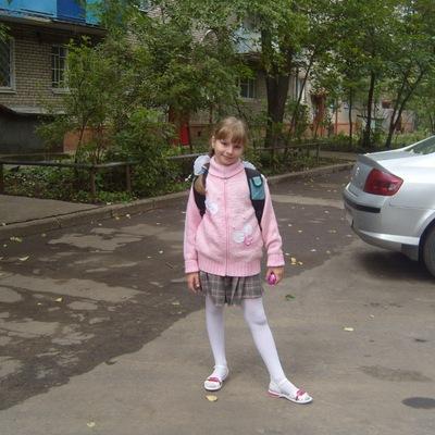Дарья Мельникова, 7 апреля , Череповец, id221911034
